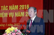 Party's external activities help consolidate national stability