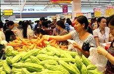Hanoi strengthens food safety inspection