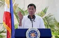 Most Filipinos maintain trust in President Duterte
