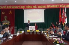 Red Cross Society of China supports Vietnamese flood victims