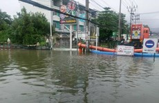 Flood in southern Thailand kills at least 12