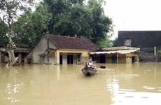 Vietnam News Agency assists flood victims