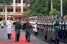 Vietnam, Cambodia sign defence cooperation plan for 2017