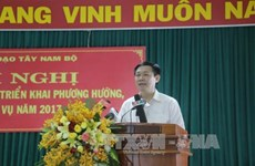 Southwest region thrives amid challenges: Deputy PM