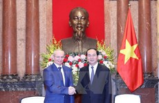 President assures ties with Russia's Republic of Bashkortostan