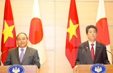 Japanese Prime Minister to pay official visit to Vietnam