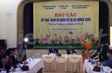 Archaeologists unveil initial findings of Duong Xuan Mound in Hue city