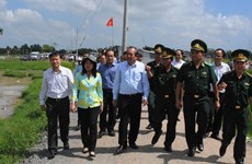 An Giang urged to intensify fight against smuggling