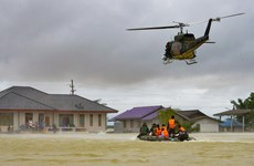 Floods in southern Thailand kill 25 people