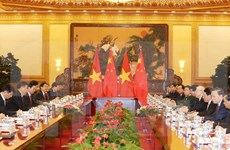Vietnam, China seek to boost win-win cooperation