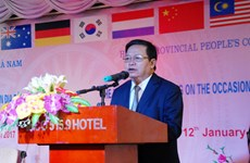 Ha Nam authorities meet with foreign-invested firms