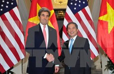 Vietnam, US promote comprehensive partnership