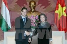 NA Chairwoman welcomes Deputy Speaker of Hungarian NA