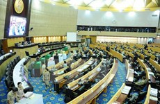 Thailand's parliament approves constitutional amendments