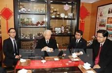 Party leader calls at China's Zhejiang province