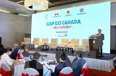 Vietnamese localities enhance ties with Canadian investors