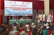 Vietnam's first university takes international quality verification