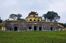 Hanoi upgrades Main Gate at imperial citadel