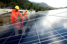 Foreign investment flows into solar energy