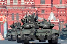 Thailand, Russia promote defence cooperation
