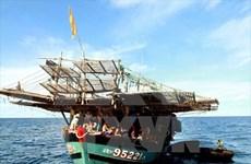 Phu Yen hands over Filipino fishermen