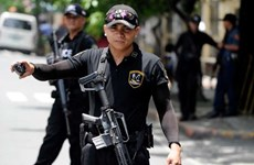 Philippines arrests three IS-supported suspects