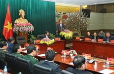 Hai Phong's achievements in 2016 creditable: President