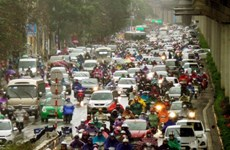 Eleven traffic hotlines ready for Tet rush
