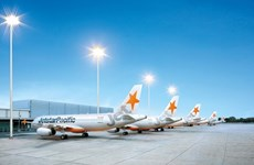 Jetstar Pacific deploys online check-in service