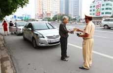Police mull automatic fine collection for cars