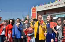 Quang Ninh: border tourism thrives