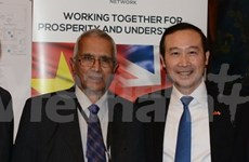 Vietnam, UK boost strategic partnership