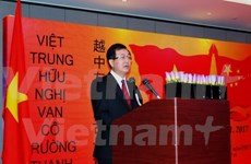 Vietnam-China diplomatic ties celebrated in Guangdong