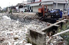 HCM City's canals seriously polluted