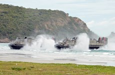 Thailand, US set to begin CARAT maritime exercise 2017