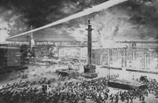 Int'l seminar hails significance of Russia's October Revolution