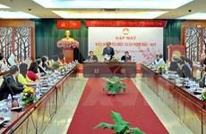HCM City's leaders meet overseas Vietnamese on eve of Tet