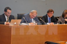 Wallonia parliament holds third hearing on EU-Vietnam Free Trade Agreement