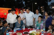 Labour federations assist poor workers ahead of Tet