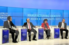 WEF Davos 2017 brings practical benefits to Vietnam: official