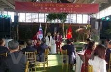 Vietnamese communities in RoK, Belgium celebrate Tet