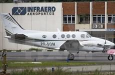 Condolences to Brazil over plane crash