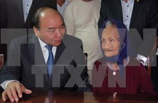 Prime Minister visits heroic mothers in Quang Nam