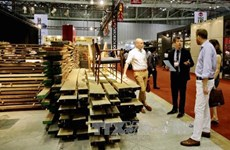 Timber supply matters to Vietnam's wood industry