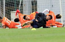 VN in Group C for AFC Asian Cup qualifier
