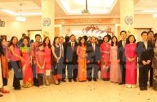 Overseas Vietnamese worldwide celebrate Lunar New Year