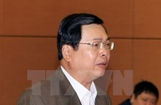 NA issues resolution on discipline against Vu Huy Hoang