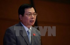 Vu Huy Hoang stripped of former industry-trade minister title