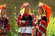 Spring festivals of ethnic minority groups