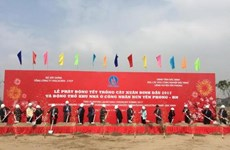 Work starts on housing project for workers in Bac Ninh